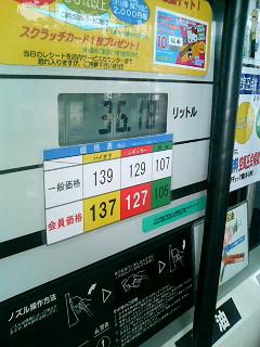7月のセルフSS価格